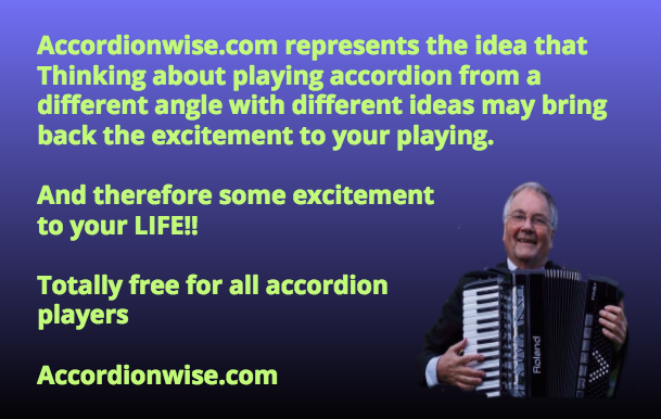 Make better music on your Accordion Improve your Accordion