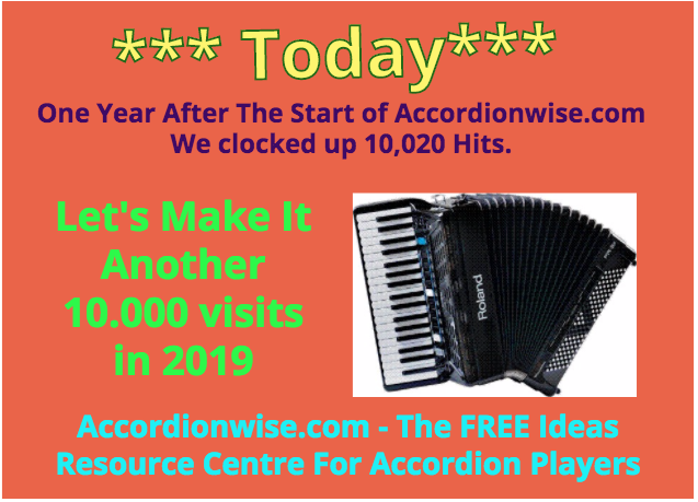 Make better music on your Accordion Improve your Accordion Music
